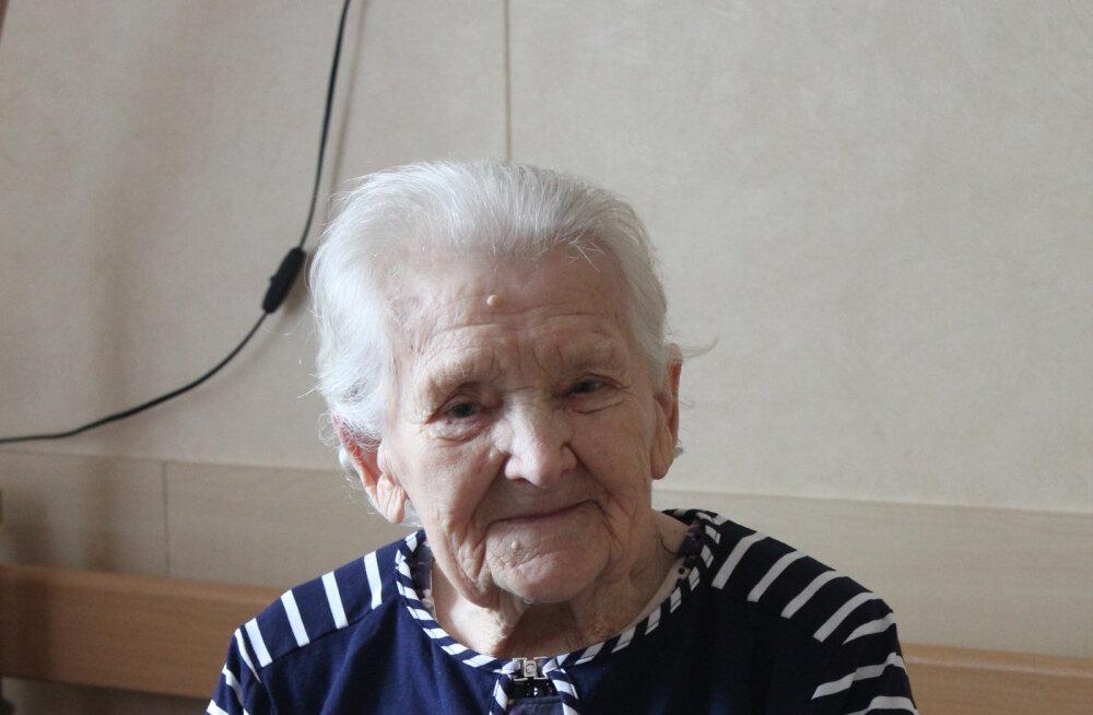 100aastane: tahaksin veel aastaid juurde!