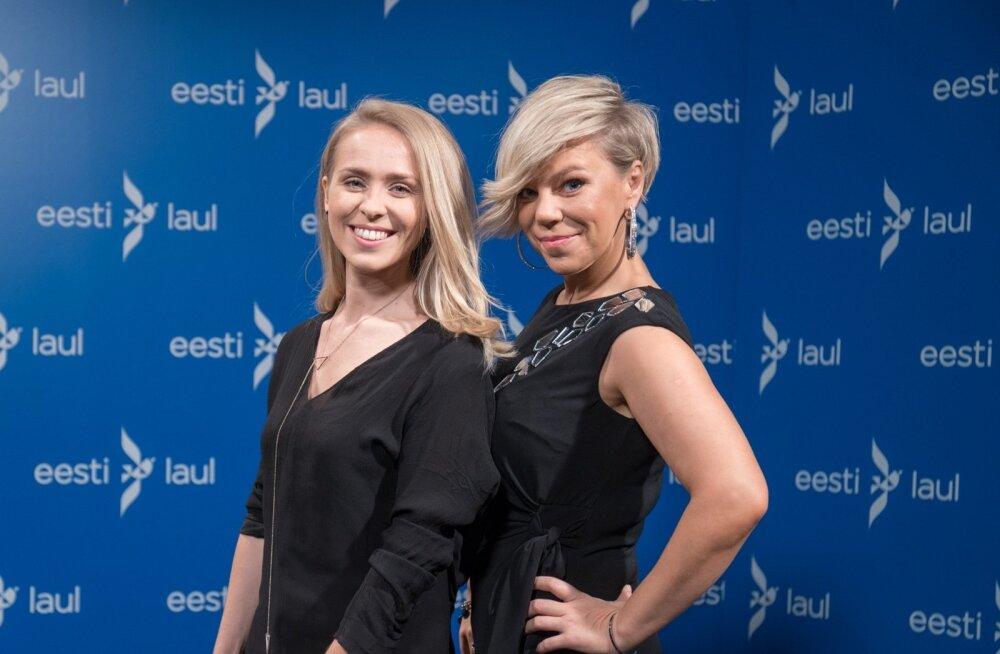Eesti Laulu poolfinalistide veebisaadete salvestus