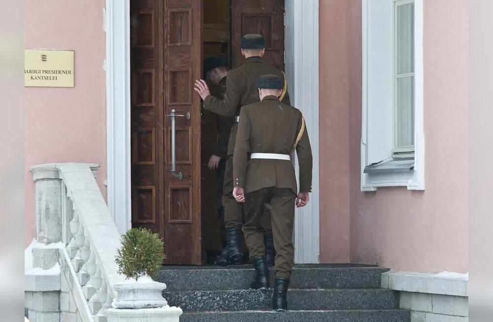 Ilves vabastas Rainer Saksa presidendi kantselei direktori kohalt