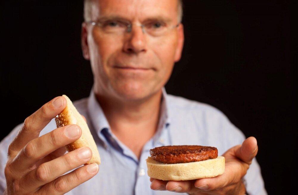 Putukad ja tehisliha: päevapraad aastal 2050