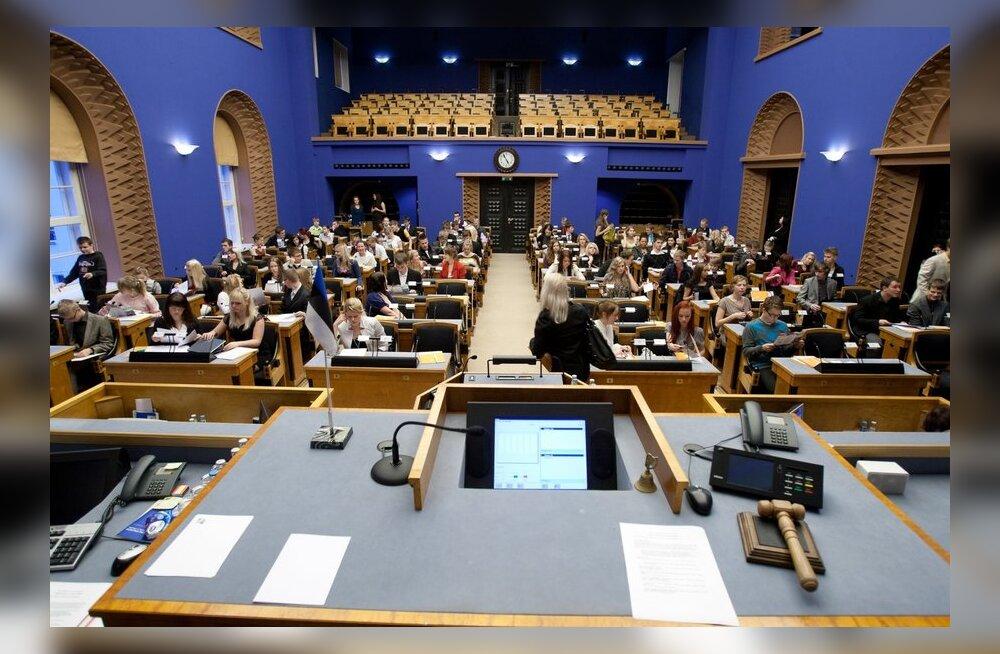 Riigieelarve viimasel lugemisel läks osaliselt sisse üks opositsiooni ettepanek.