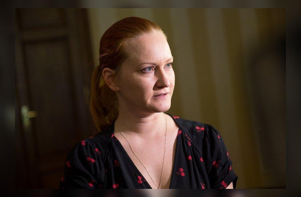 """DELFI VIDEO: Prokurör Heili Sepp kutsus üles """"musta"""" raha vahendanud poliitikuid juhtumitest teada andma."""