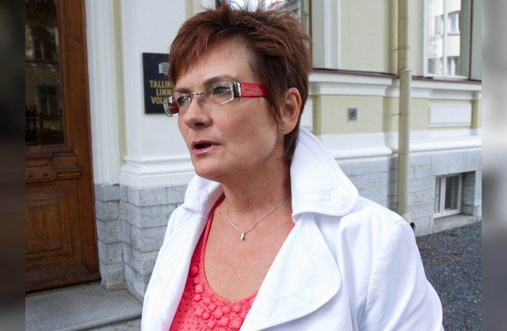 Katrin Saks võib poliitikast lahkuda