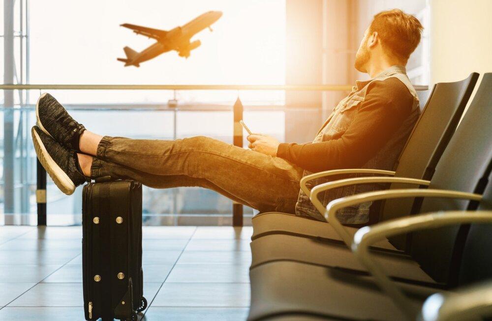 Väärt nõuanded! Viis võimalust, kuidas lennujaamas üleliigset aega kulutada