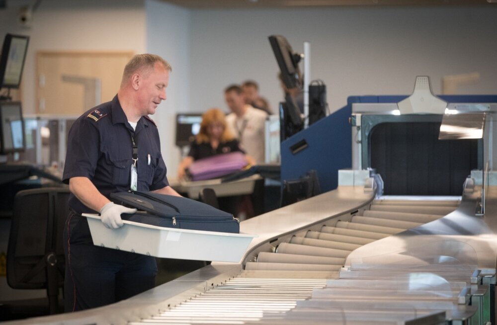 Säh sulle turvalisust: lennujaamas ohustab meie tervist kõige rohkem turvakontrolli-kandik!