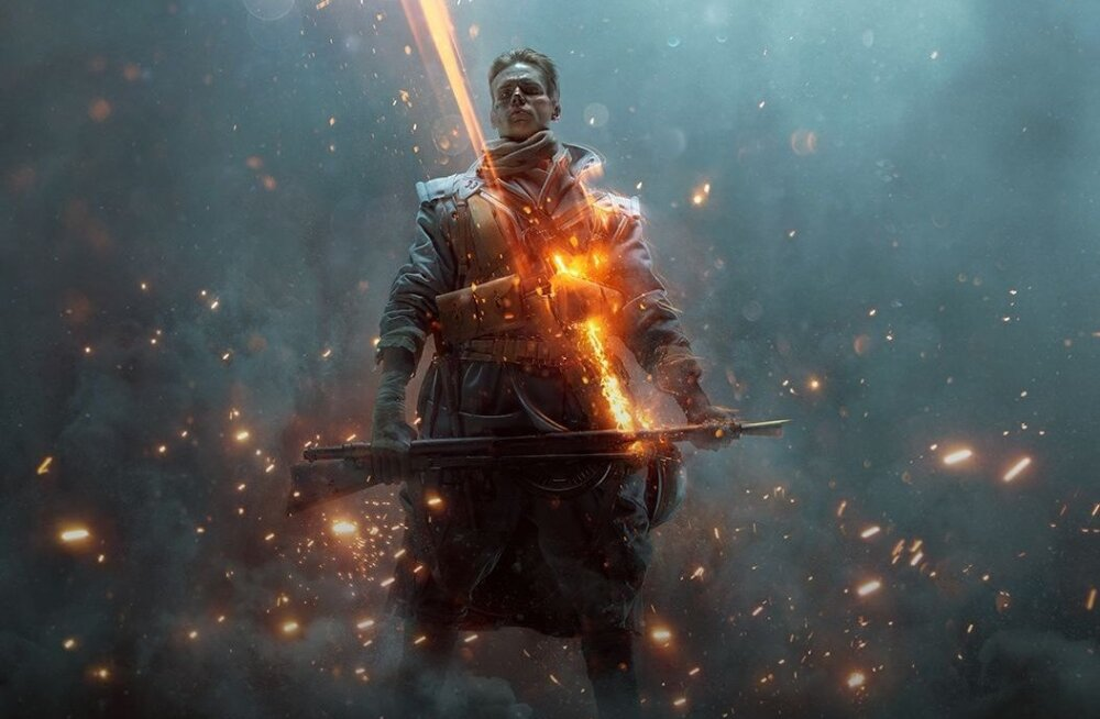 27. märts kuni 2. aprill: uusi videomänge – Battlefield 1: They Shall Not Pass, Dark Souls 3: The Ringed City