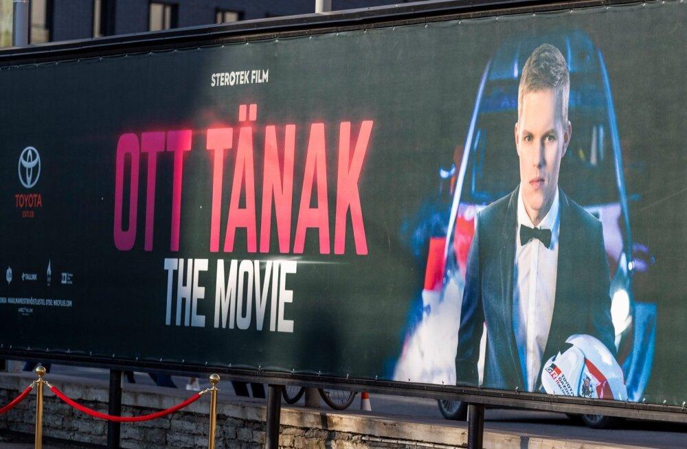 Ott Tänak The Movie. Filmi pidulik avamine