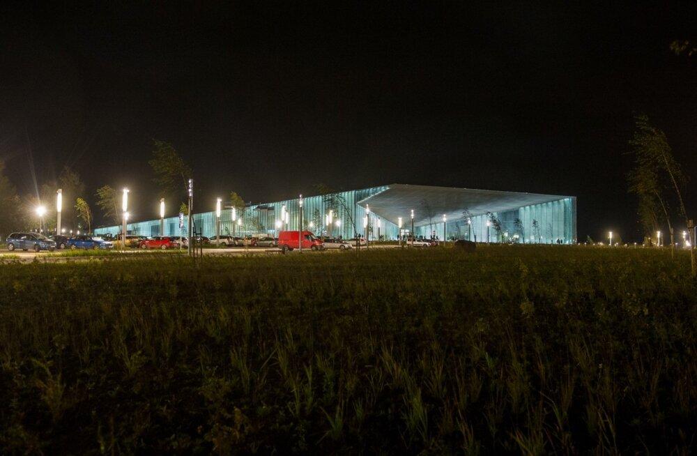 Eesti Rahva Muuseumi avamine