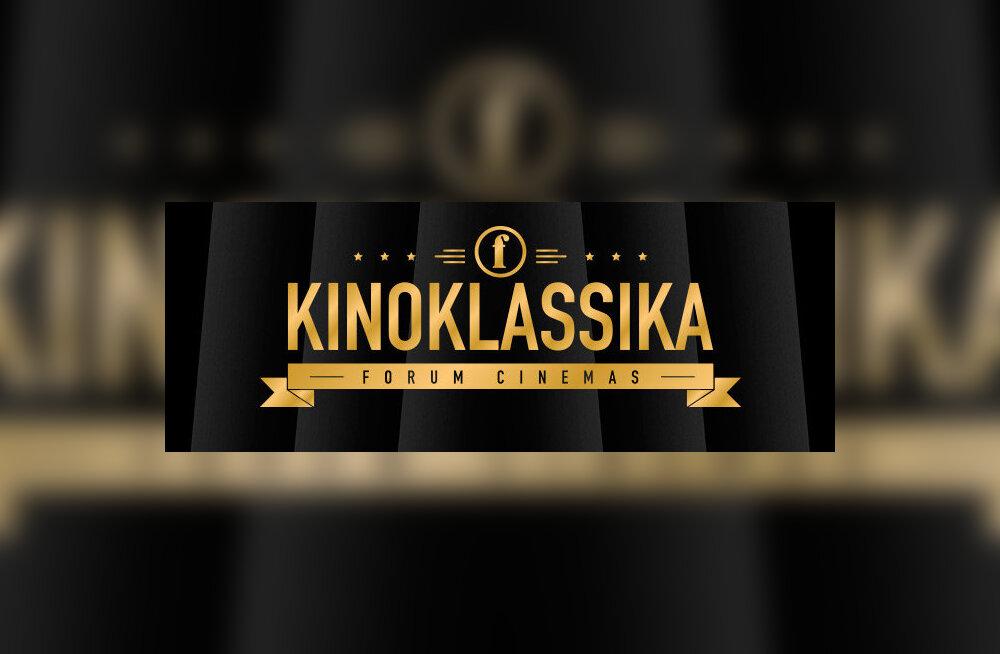 Forum Cinemas Kinoklassika ootab Sind!