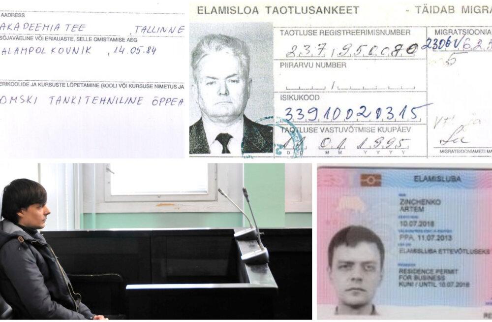 Susi vastu välja vahetatud spioon Artjom Zintšenko innustus luuretöös NKVD-lasest vanavanaisast