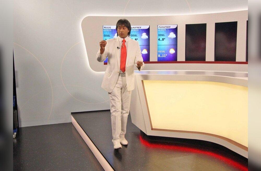 """Indiast pärit Vicky teeb täna """"Seitsmestes uudistes"""" ilmateadet!"""