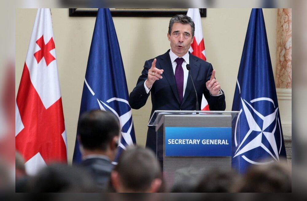 """Генсек НАТО призвал российское руководство дистанцироваться от призыва Жириновского """"уничтожить"""" страны Балтии"""