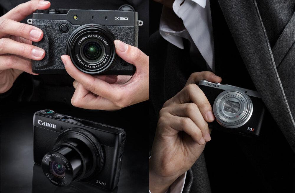 Millist kompaktkaamerat osta? 5 parimat valikut kohe praegu