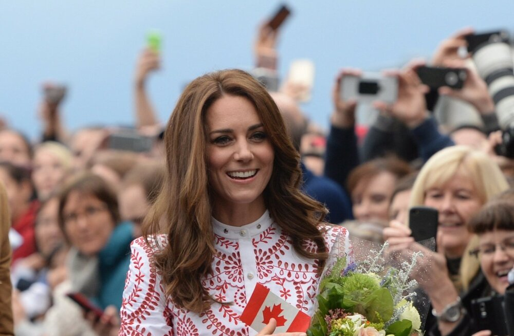 HIIGELGALERII   Palju õnne, Kate! Cambridge'i hertsoginna saab täna 36-aastaseks