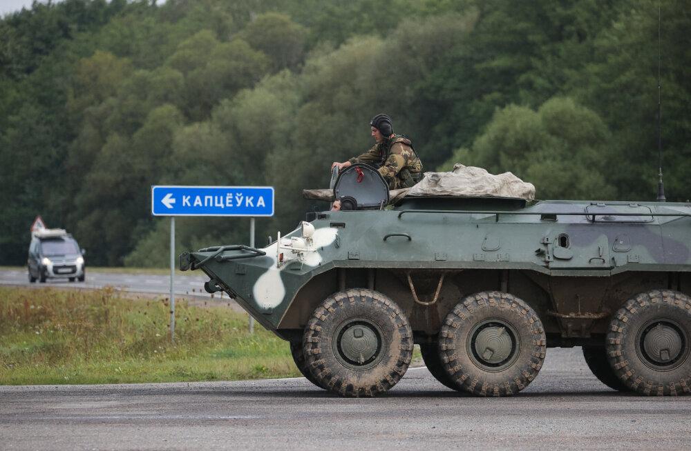 Valgevene kindralstaap: naaberriigid suurendavad pretsedenditult sõjalist potentsiaali
