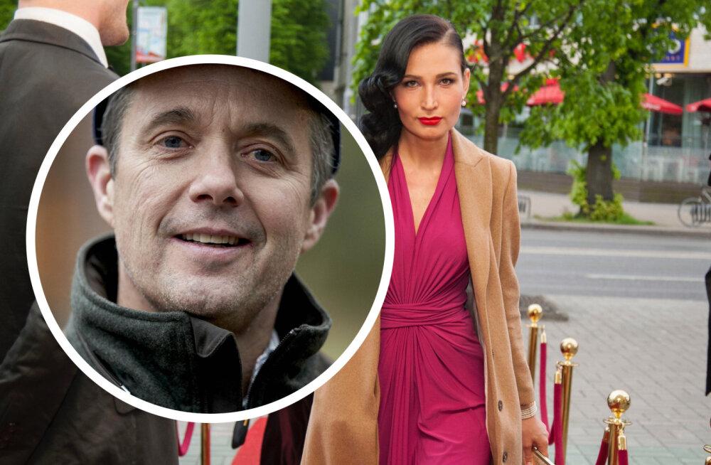 Susan Luitsalu ootamatu kohtumine Taani kroonprintsiga: ta pani käe mulle peaaegu tagumiku peale ja silitas natuke mu pükse...