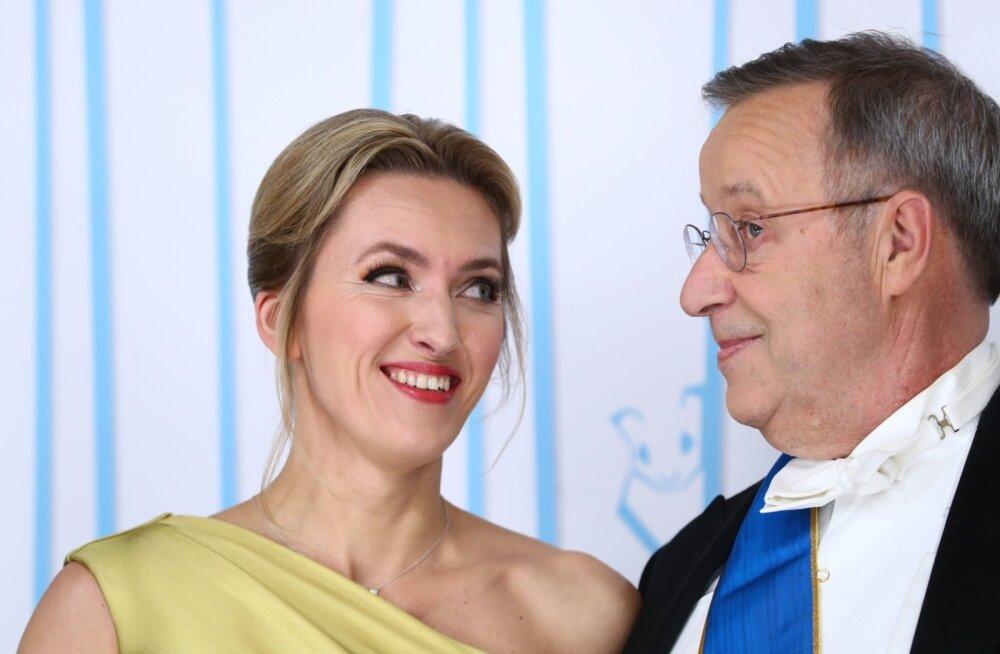Ieva Ilves: ma ei ole poliitikas külalisesineja ja Euroopa Parlament pole lüpsilehm