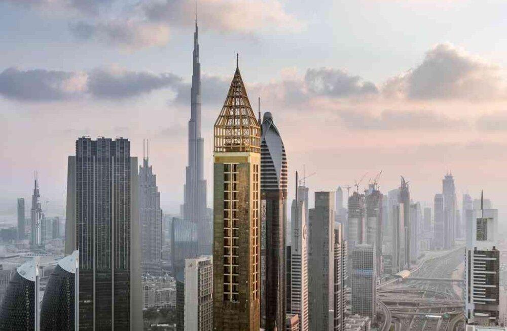 ФОТО: Побит рекорд самого высокого отеля в мире