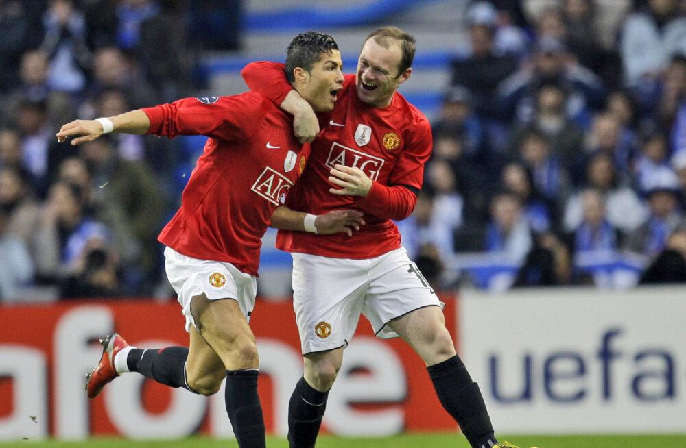 Pikalt Ronaldoga koos mänginud Rooney: ta on küll halastamatu, aga Messi piinab ning seejärel tapab su