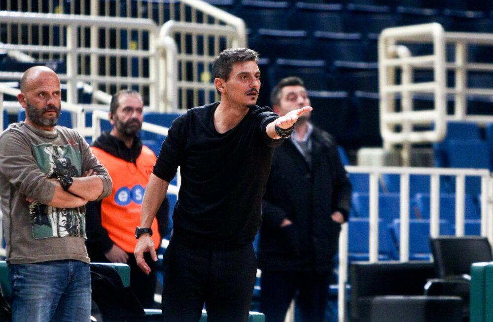 Kreeka tippklubi omanik: miks peaksin mängijatele maksma 80% palgast, kui nad töötavad ainult 65% jagu?