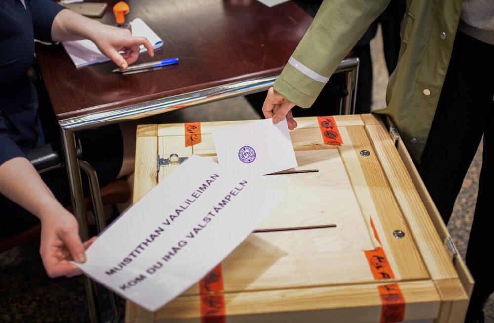 Kuidas läks Soomes teadaolevalt esimese välismaalasena europarlamenti kandideerinud eestlasel?