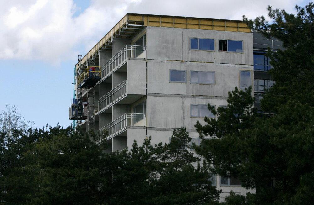 PANE TÄHELE | Ärimaale ehitatud kortermaja ruumid ei ole eluruumid. Korteri müümisel tulumaksuvabastust ei saa, tasuda tuleb kõrget maamaksu