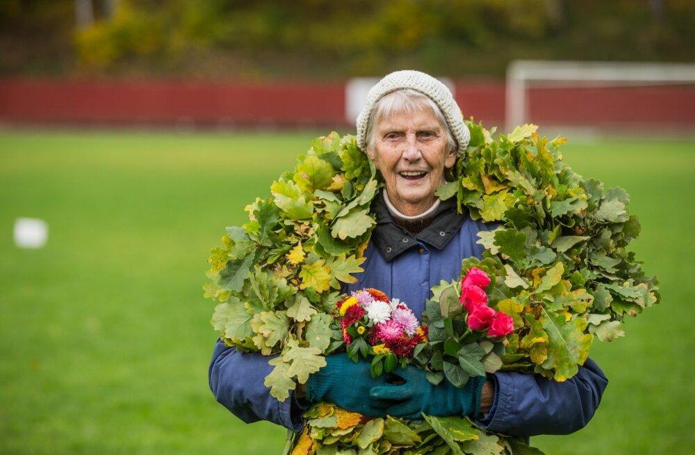 Armsal Tartu ülikooli staadionil püstitas Nora Kutti eelmisel nädalal neli Euroopa rekordit.