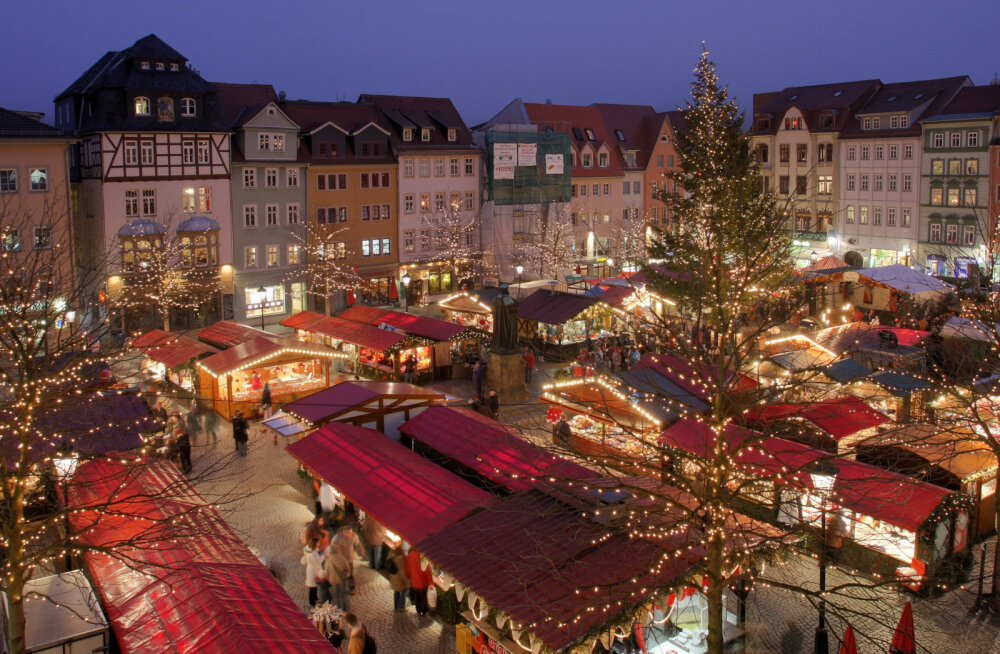 Самые волшебные рождественские ярмарки Европы