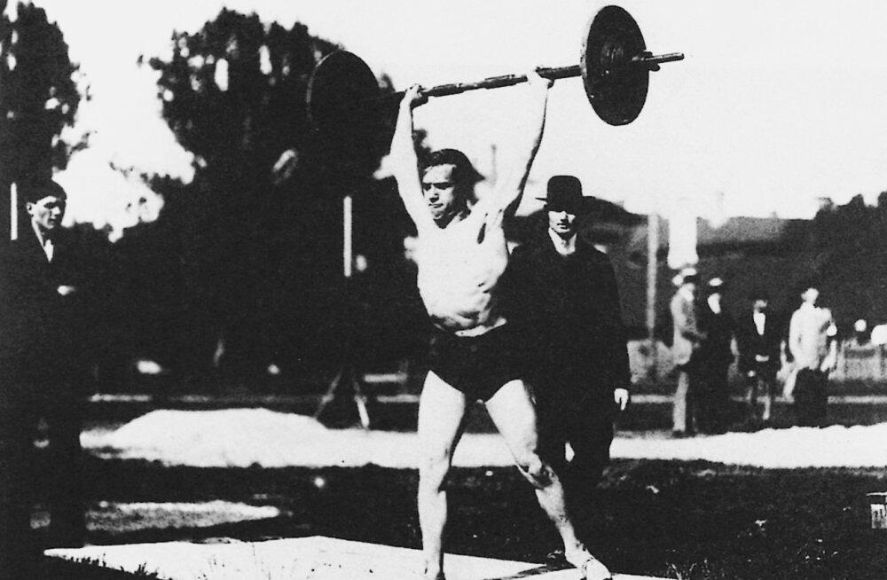 Alfred Neuland – Vabadussõja rindelt Eesti esimeseks olümpiavõitjaks