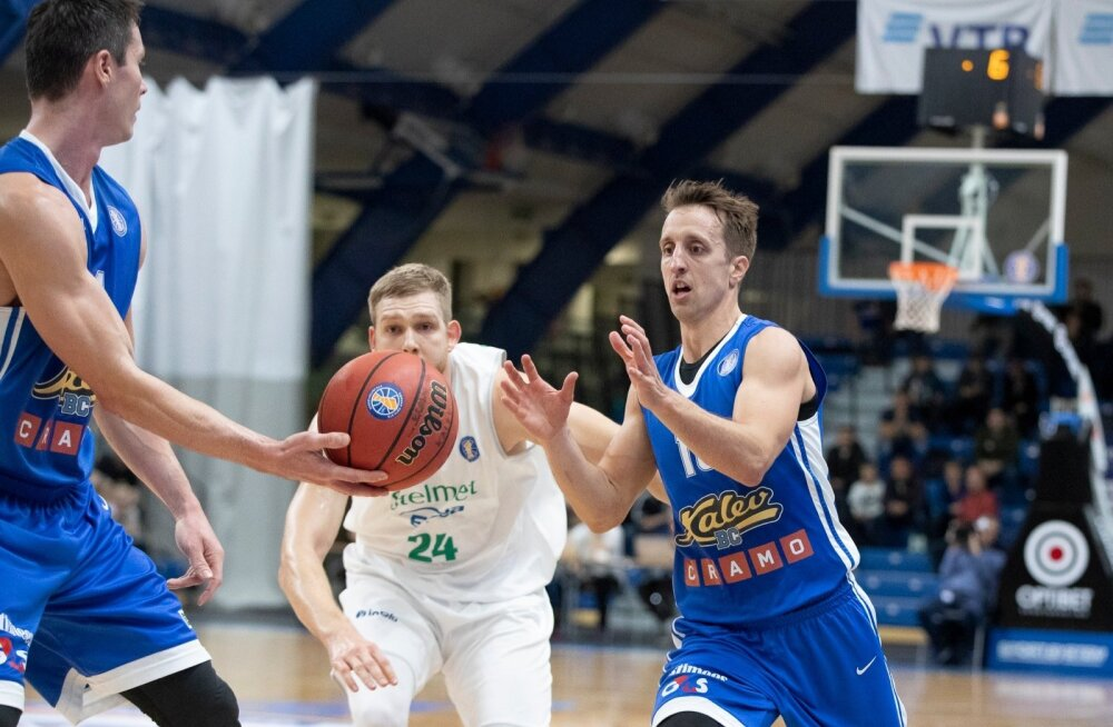 BC Kalev-Cramo vs Zielona Gora Stelmet