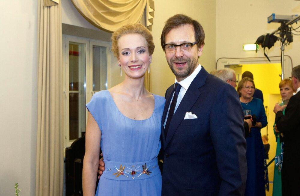 Ivo Uukkivi ja Mari-Liis Lill saavad teise lapse!