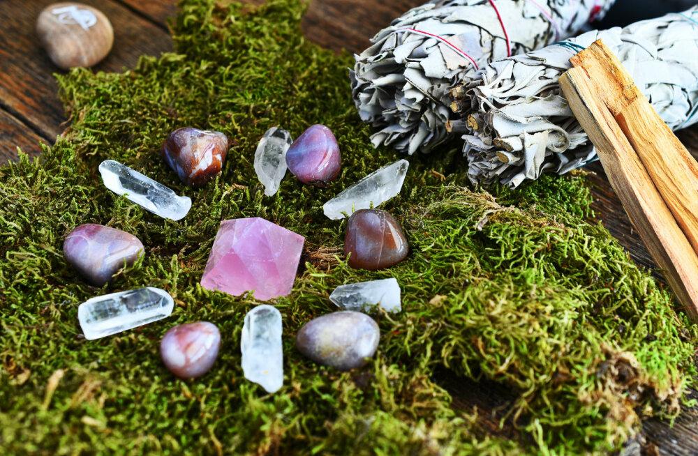 6 kristalli, mis toovad sügisel sisemise päikese välja