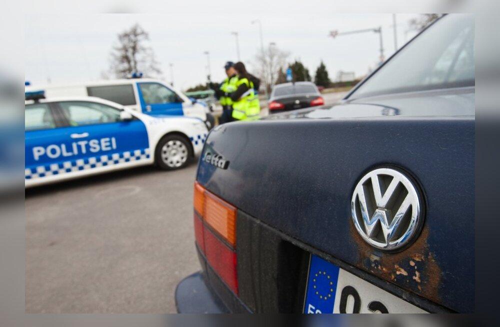 Väsinud, aga liikuv Volkswagen - üks Eesti aurovaraste lemmikuid