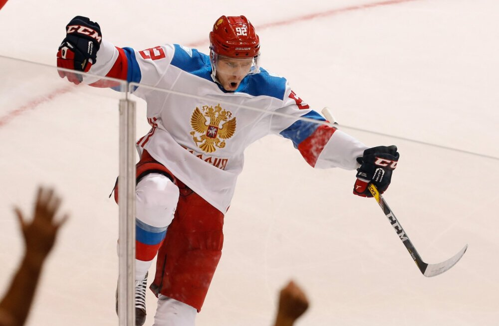 VIDEO: Venemaa võit Põhja-Ameerika üle tegi soomlaste elu raskeks, Euroopa võitis teise mängu