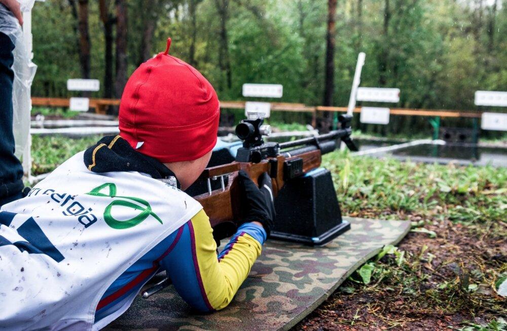 Narvas tegutsev Äkke spordiklubi on noori laskesuusatajaid leidnud ka tänu ETV ülekannetele.
