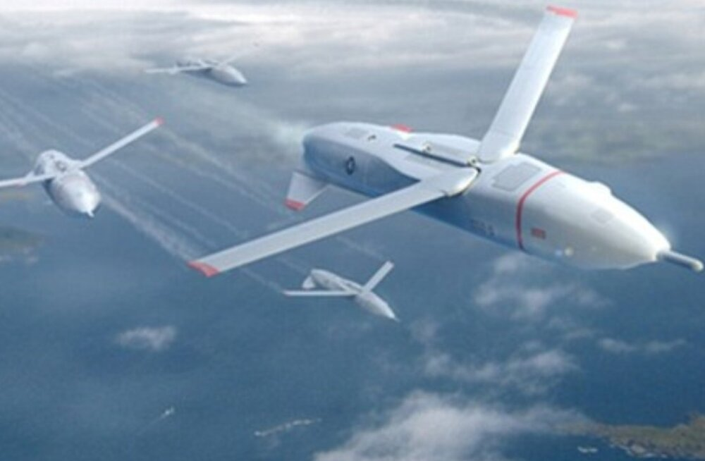 USA sõjaväe Gremlin-droonid hakkavad ühiselt täitma liiga ohtlikke ülesandeid