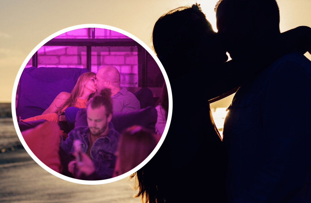 TOP 5   Suudlused, mida ei unusta! Need on olnud kodumaa kõige kirglikumad huulte ristamised