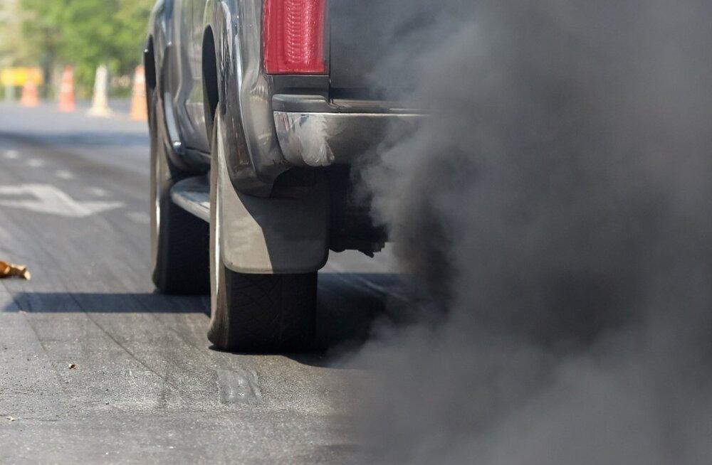 Власти намерены запретить удаление в автомобилях сажевых фильтров