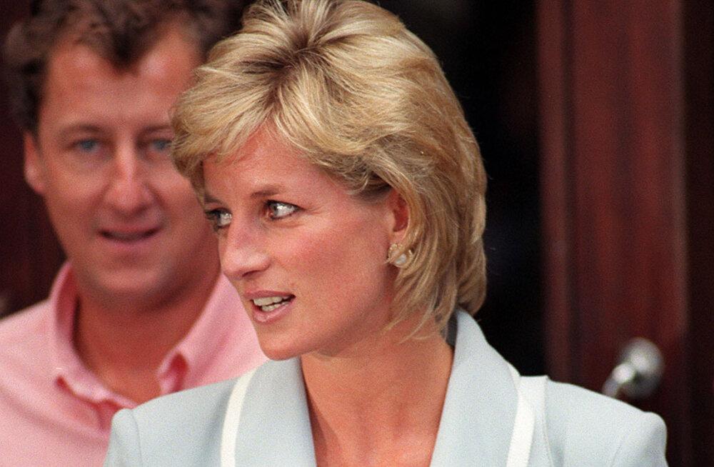 Seda oleks küll tahtnud näha! Vahetult enne surma nõustus printsess Diana peaosaga ühes ajaloo tuntuimas filmis