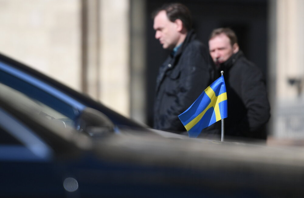 Venemaa saatis riigist välja kaks Rootsi diplomaati