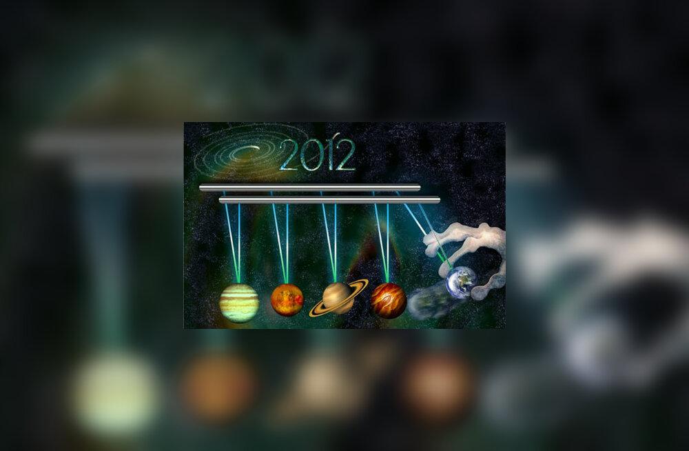 Alkeemia jälgib 2012 fenomeni!