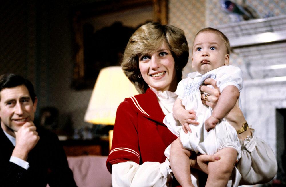 Diana ülemteener paljastas kohutava seiga printsessi abielust: ta viskus meelega rasedana trepist alla!