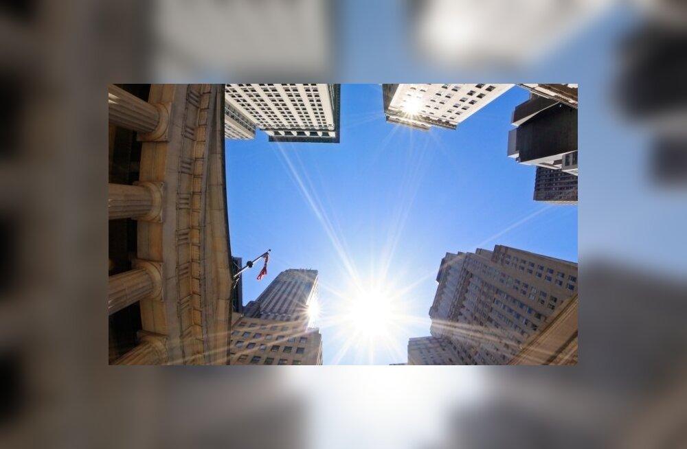 Уолл-стрит готовится к развалу еврозоны