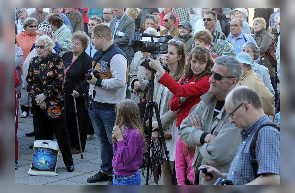 Miiting Narvas 15.05.2013
