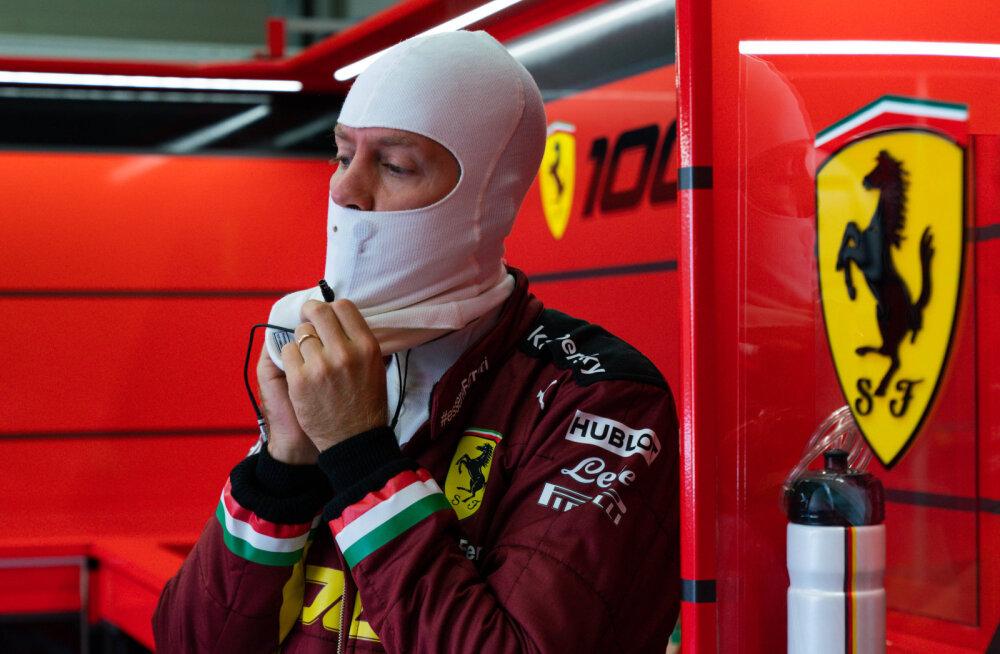 Sebastian Vettel: olin lähedal karjääri lõpetamisele