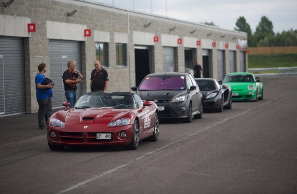 Gran Turismo Baltica 2013