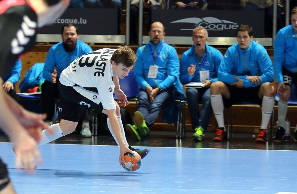 Eesti koondise vasakäär Henri Sillaste hindab kõrgelt meeskonnakaaslaste kui publiku kaasaelamist