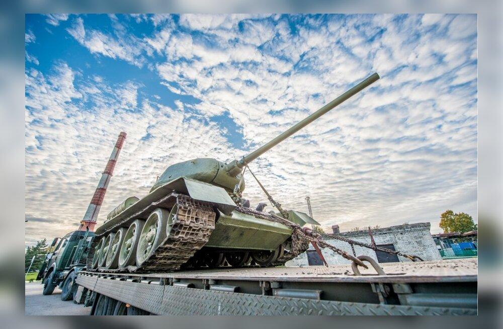 Filmivõtete tank