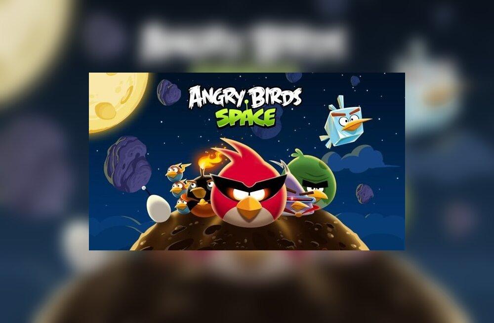 TÄNA: jära Angry Birdsi komme ja odavaid mune!