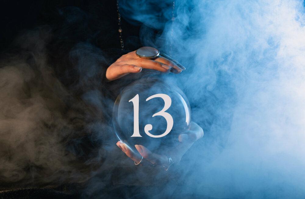 13 JA REEDE: võimsa nõia Viktoria Raidose soovitused tänaseks päevaks